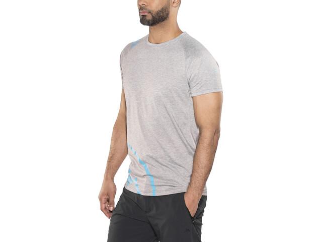 La Sportiva Santiago T-Shirt Herren falcon brown
